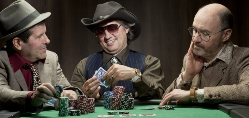 Top 4 Richest poker players